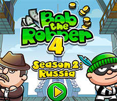 BOB THE ROBBER 4: SEASON 2 RUSSIA