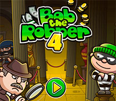 Bob the Robber 4 Spiele