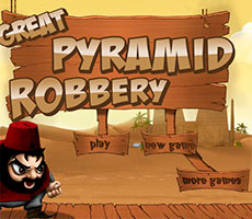 Great Pyramid Robbery