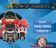 The Team of Robbers 2